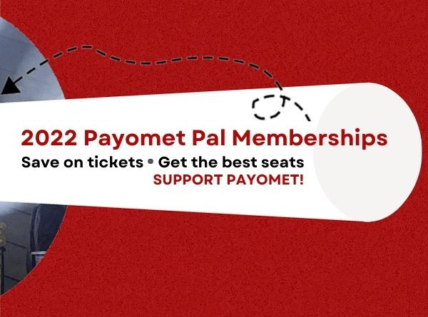 2020 Payomet Pal Memberships