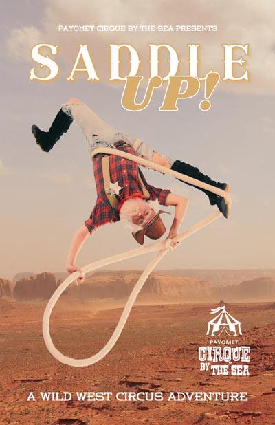 Saddle Up Circus Show