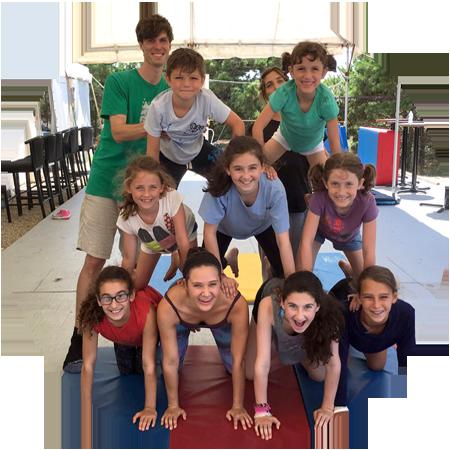 Circus class for kids