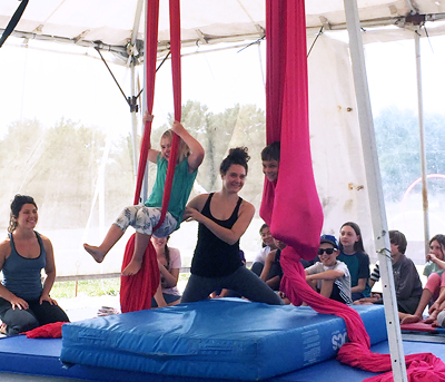 Cirque by the Sea Big Top Circus Tent