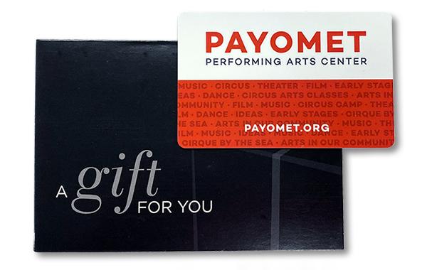 Payomet gift card
