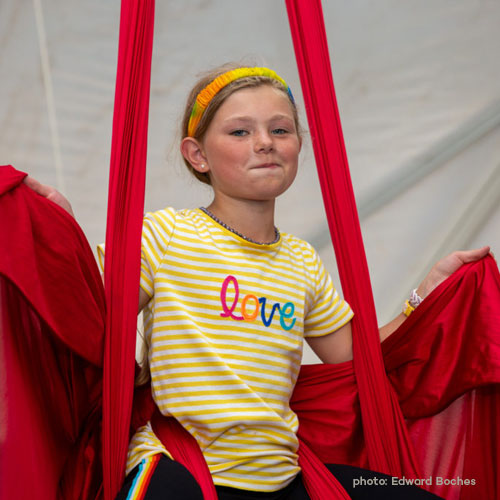 payomet circus camp for kids, Cape Cod