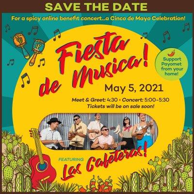 Payomet's Fiesta benefit concert