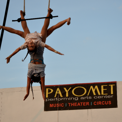 Cirque by the Sea's Drive-In Live at the Payomet Ball Field
