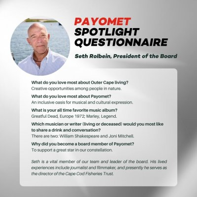 Seth Rolbein in Payomet's Spotlight Questionnaire