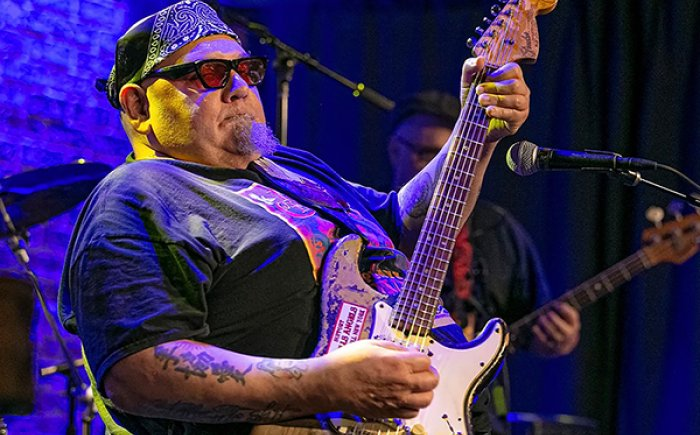 Popa Chubby at Payomet - Live music on Cape Cod