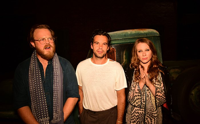 The Lone Bellow at Payomet