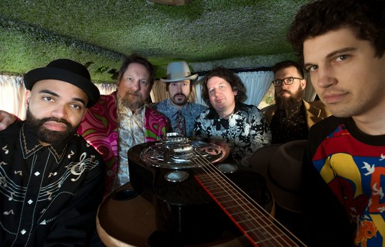 Jerry Douglas Band at Payomet // Live music on Cape Cod