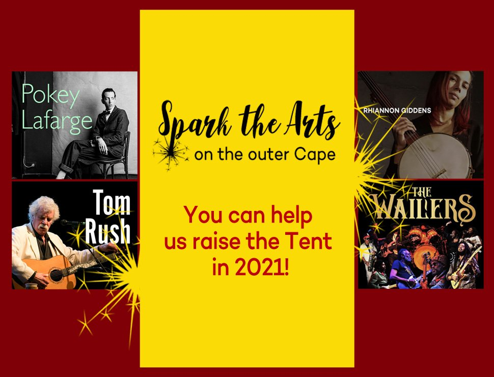 You can help Raise the Payomet Tent in 2021!